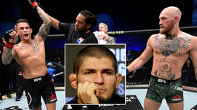 Khabib Nurmagomedov mocks Conor McGregor after Dustin Poirier accuses UFC foe of 'ghosting' $500000 payment promise to his charity
