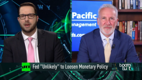 Peter Schiff to Fed: Cancel stimulus and increase tax