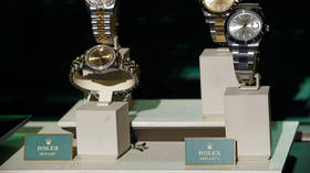 'Looking the other way?' Expensive Rolex watch mysteriously 'disappears' on its way to customer, Swiss Post denies theft