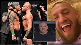 Conor McGregor sex assault case in Corsica 'DROPPED due to lack of evidence'