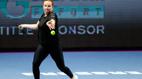 'F**k you & leave me alone': Russian ace Kudryavtseva hits out at body-shaming critics after post-pregnancy weight battle