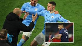 'Mbappe are you ready': Man City star Foden calls out PSG ace as fans hail Guardiola influence on England youngster