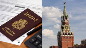 Wanna move to Moscow? 'Golden passport' proposal means foreigners buying property or investing in Russia could soon earn residency