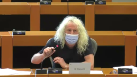 EU Parliament session gets chaotic as MEP accused of 'fake news' for daring to question OPCW on whistleblower scandal (VIDEO)