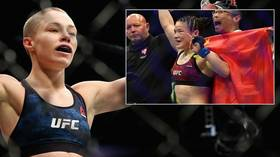 UFC star Rose Namajunas doubles down on anti-communist comments ahead of Zhang Weili title clash