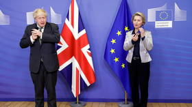 EU committees back post-Brexit trade deal with UK, but agreement still needs full European Parliament support