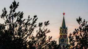 Russian stock market shrugs off new US sanctions risks