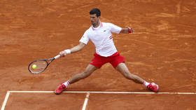 Rare snail species named after tennis icon Novak Djokovic to 'acknowledge his inspiring enthusiasm and energy'