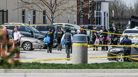 FedEx gunman was previously questioned by FBI over mother's concerns he might commit 'suicide by cop'