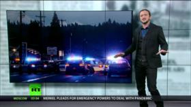 Fox News garbage, Kamala's water wars, militarized police