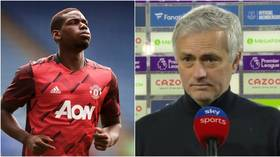 Jose Mourinho has blunt response for Paul Pogba after French star savages former Man Utd boss