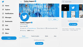 'Something went wrong': Twitter suffers unexplained outage