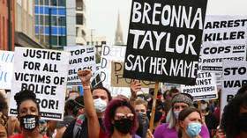 Breonna Taylor's mother condemns Black Lives Matter chapter as 'FRAUD,' says her family's name has been used to raise money