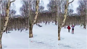 Skier reportedly 'dies after striking tree during Avachinsky Marathon' in Russia (VIDEO)
