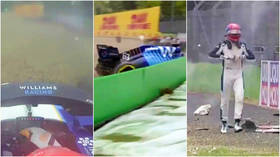 'I asked him if he was trying to kill us': F1's Russell details fiery exchange with rival Bottas after Imola horror smash (VIDEO)