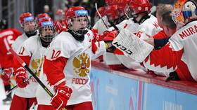 Row over Russian ice hockey captain who was denied US visa in 'breach of international laws' finally ends days before competition