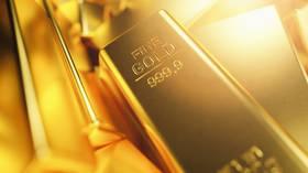 Weaker dollar pushes gold price to 7-week high