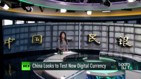 Chinese digital currency debate & Peloton running from fire