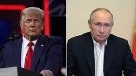 'Getting along with Putin is a good thing': US should be friendly to Russia & not drive it towards China, ex-President Trump says