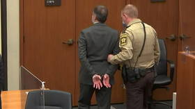 Minneapolis jury finds ex-cop Derek Chauvin GUILTY on ALL CHARGES in death of George Floyd