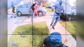 Black teen fatally shot by police after lunging at 2 people with knife, Columbus PD bodycam footage shows (DISTURBING VIDEO)
