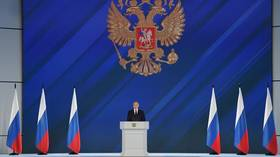 Putin promises 'asymmetrical' response to any threats made against Russia, promises those provoking Moscow will come to regret it
