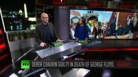 Derek Chauvin guilty verdict aftermath & bootleg vaccine cards