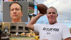 Liberals want NFL icon Favre 'handcuffed & knelt on' after he says Derek Chauvin didn't mean to kill George Floyd