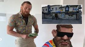 UFC cash king Conor McGregor 'set to splash $2mn' on Dublin pub where he infamously punched patron – and immediately bars him