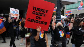 'Hindering peace & stability': Ankara summons US envoy as it fumes over Biden recognizing Armenian Genocide