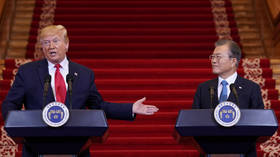 'Inappropriate' to comment on Trump's words, Seoul says after ex-president calls South Korean leader 'weak' & bad negotiator