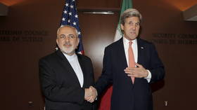 'This never happened': John Kerry denies telling Iran FM of Israeli strikes on Syria after GOP demands he resign over leaked audio