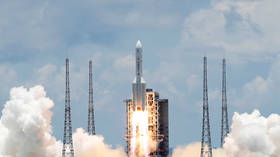 China launches spacecraft capable of clearing up space debris