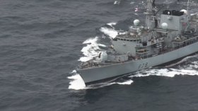 Iranian and American ships avoid NEAR MISSES in tense Persian Gulf encounter, says US Navy (VIDEO)