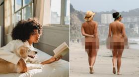 Book sales soar in UK thanks to coronavirus lockdown… and so does nudism