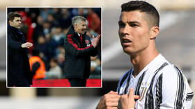 Cristiano Ronaldo 'set to choose between Man United and Paris Saint-Germain' as Juventus prepare to ditch top earner – reports
