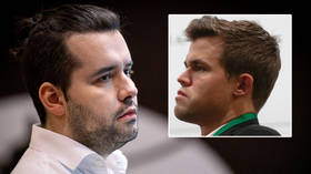 Check mates: Russian Ian Nepomniachtchi to take on Magnus Carlsen as chess 'bad boys' and training partners face world title clash