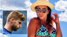 Chelsea star Thiago Silva's wife dubs misfiring striker Werner a 'worm' who is 'sh*t' after he misfires again in Champions League