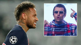 'The war continues': Neymar admits PSG have 'one percent chance' against City after rock star Gallagher labels him 'embarrassing'