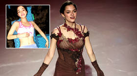 'Not my style': Figure skating queen Evgenia Medvedeva would resist offers from men's magazines for revealing photoshoots