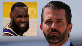 Donald Trump Jr. slams fact-checkers after Instagram censors him over fake meme about his dad's nemesis – NBA legend LeBron James