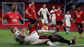 'I don't know how to tackle': Pogba produces yet another penalty calamity as Manchester United hand out thrashing in Europa League