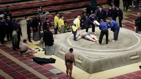 Japanese sumo wrestler dies at 28, one month after hitting head during contest