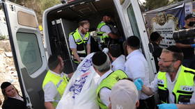 May 2 declared 'day of national mourning' in Israel after 45 die in stampede at Jewish religious festival