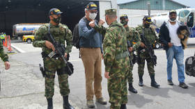 In peace deal move, former Colombian rebel group FARC admits abducting tens of thousands of people during conflict