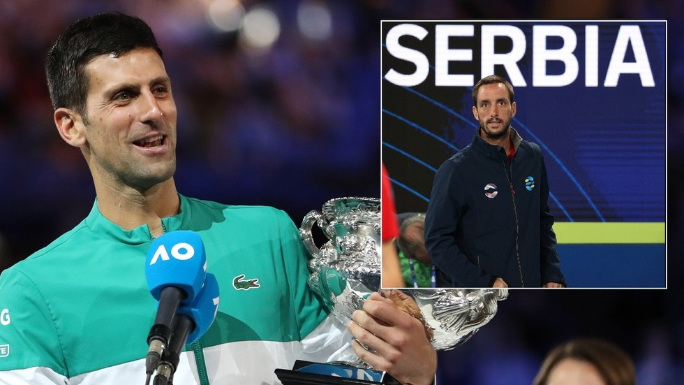 Western media can' handle Djokovic success
