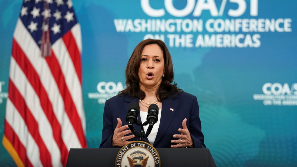 Kamala Harris stirs critics by declaring 'lack of climate adaptation and climate resilience' as 'root causes' of migrant surge