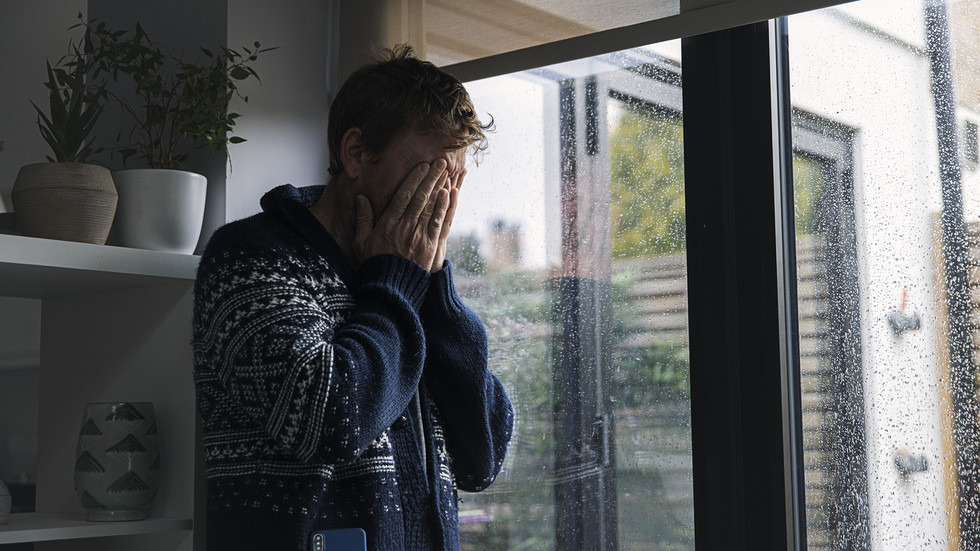 Depression rate in UK more than DOUBLES since start of Covid-19 pandemic, 1 in 5 people affected – govt stats