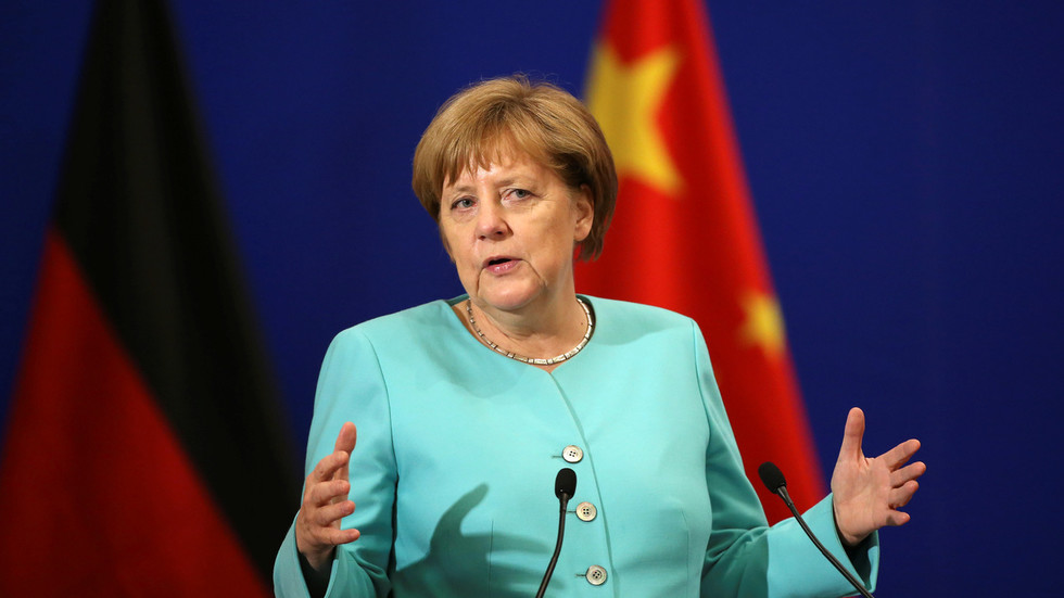 EU-China investment deal 'very important,' Germany's Merkel says as Brussels pauses ratification efforts over sanctions fallout