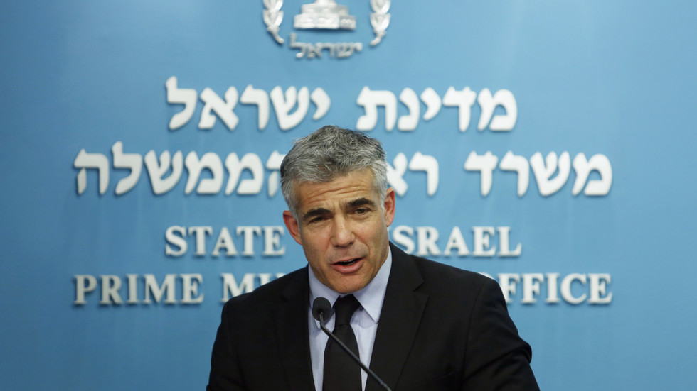 Israel's president gives centrist Yair Lapid mandate to form government after PM Netanyahu misses deadline